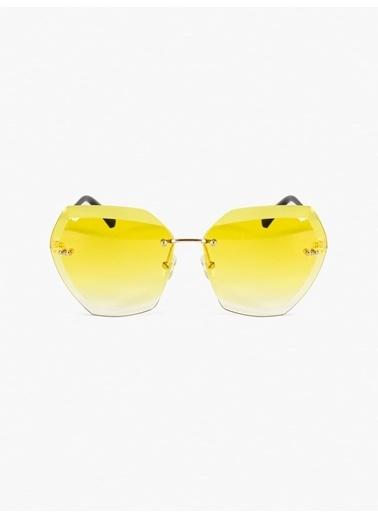 Twist Gözlük Sarı